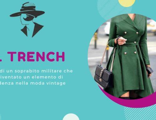 Il trench: storia di un abito militare divenuto un cult della moda