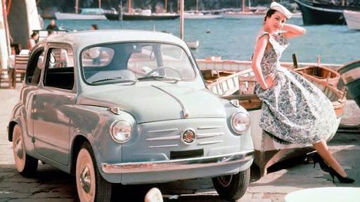 vestiti estate anni 60